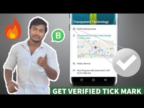 How to Get verification Tick Mark on Whatsapp Business app[100%working]