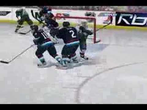 Canucks NHL 07 Video