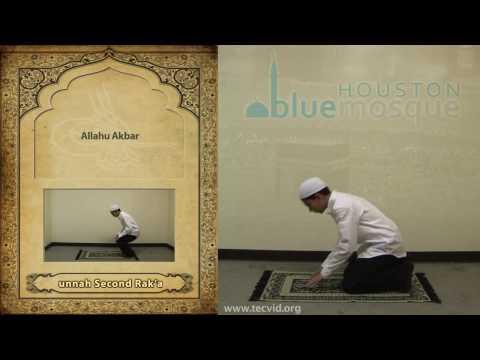 How to Pray - Maghrib (Evening Pray) - Sunnah