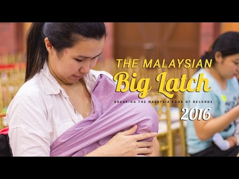 The Malaysian Big Latch [JOHOR] - A Malaysia Book of Records Event