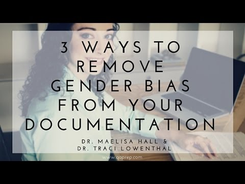 3 Ways to Remove Gender Bias from Your Documentation