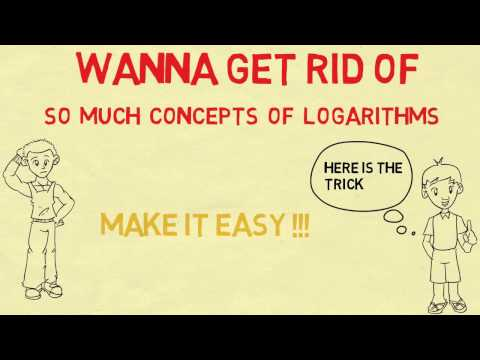 How To Calculate Logarithms Without Log Table | Two Minutes Learning