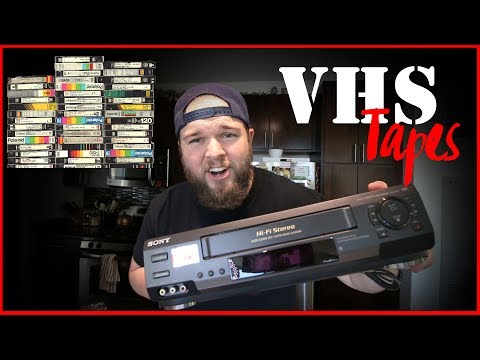 CONVERTING VHS TAPES