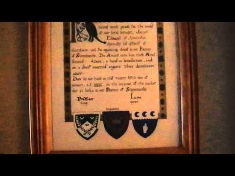 Heraldic Coat-of-Arms