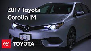 2017 Toyota Corolla iM: 2017 Toyota Corolla iM Walkaround & Features | Toyota