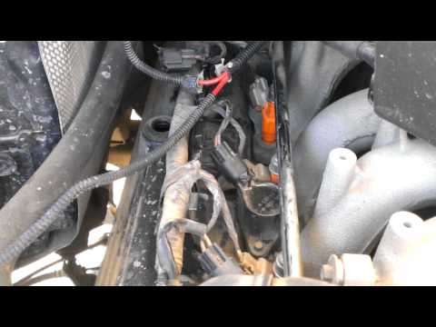 Ford Triton spark plug repair 4.6, 5.4 and 6.8  part 1