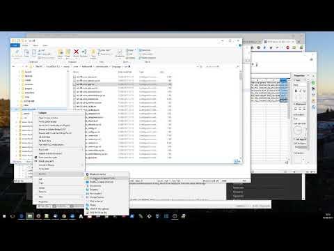 Joomla MVC Component Development Tutorial, step 8 adding language management