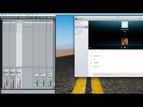 Tutorial   Record multi track Skype group call on OS X