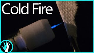 Download Cold Fire You Can Touch - DIY Cold Plasma Torch Video