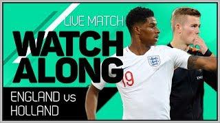 England vs Netherlands With Mark Goldbridge Nations League Match Chat