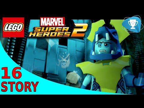 Lego Marvel Super Heroes 2 - Torg-Nado - Story Level 16