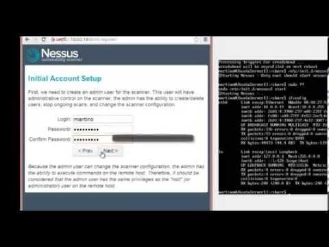 Installing Nessus Server on Ubuntu 13.10