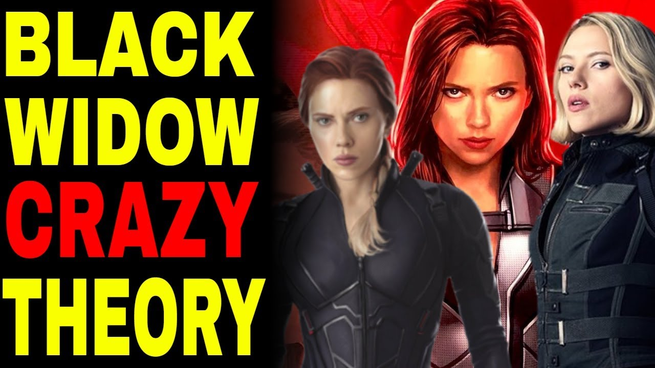 Do You believe this CRAZY BLACK WIDOW Theory?
