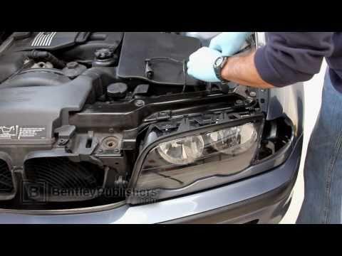 BMW 3 Series (E46) 1999-2005 - Headlight Assembly & Lens - DIY Repair