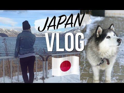 JAPAN TRAVEL VLOG // Erin Scott