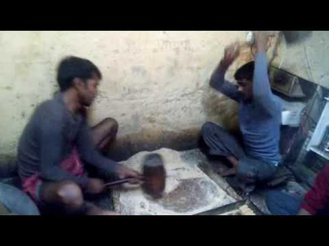 Making Of Gajak Parmanand Gajak Wale Vrindavan