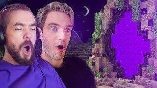 We found the CRAZIEST Nether in Minecraft!