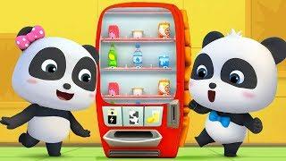 Bayi panda Cerdas | Kumpulan Film Bayi Panda  | Kartun Anak - Lagu Anak | Bahasa Indonesia | BabyBus