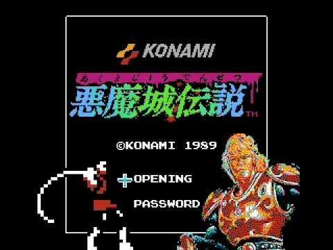 Castlevania 2:  Simon's Quest - Bloody Tears Remix (Famitracker with Konami VRC6 Chip)