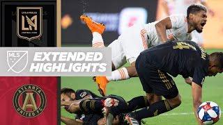LAFC vs. Atlanta United | HIGHLIGHTS - July 26, 2019