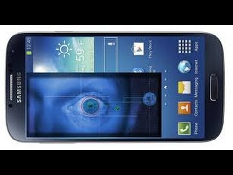 SAMSUNG GALAXY S5 to Feature EYE SCANNING Technology.END of FREEDOM with FACIAL RECOGNITION APP