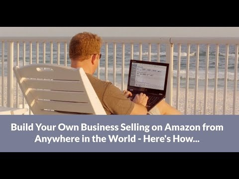 Find Suppliers and Automate an Amazon Business