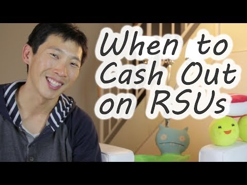 When to Cash Out on RSUs