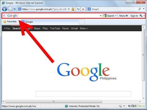 google search toolbar