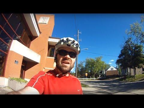 Toronto Bike Commute - June 2017