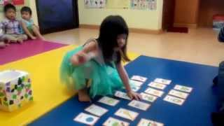 vocabulary boost up game / preschool vocabulary lesson