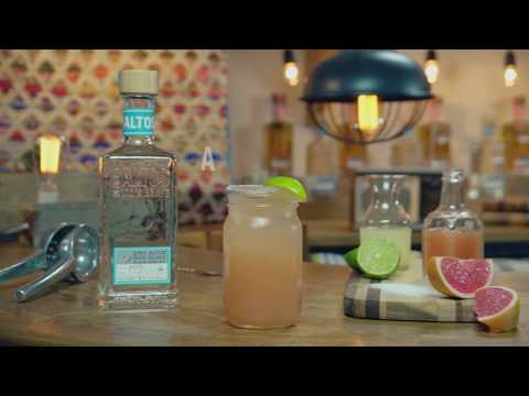 How to Make a Paloma Cocktail - Altos Plata Tequila