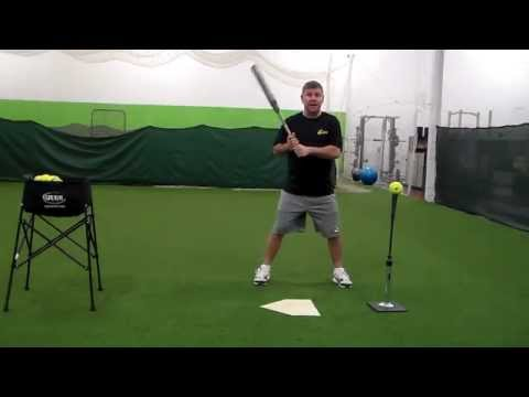 Softball Hitting Drills - Dropping Hands