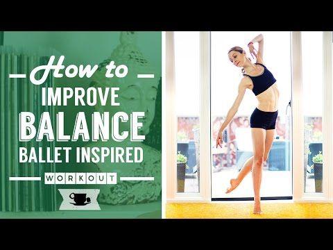 Improve your Balance with simple exercises | Lazy Dancer Tips