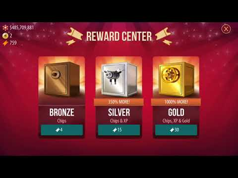 Zynga Poker Redeem 750 Tickets & Get 167 Millions Chips & 67 gold