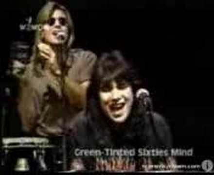 Mr.Big - Green Tinted Sixties Mind (Acoustic Version) Live