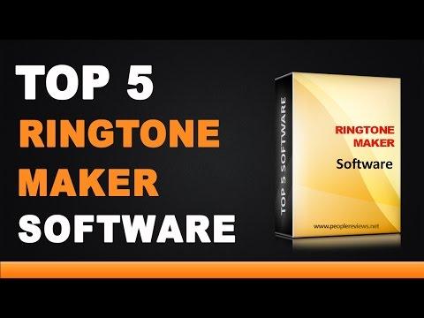 Best Ringtone Maker Software - Top 5 List