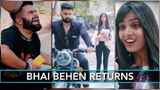 Bhen Bhai Ka Pyaar | Every Brother And Sister Relationship In World | Funny Video