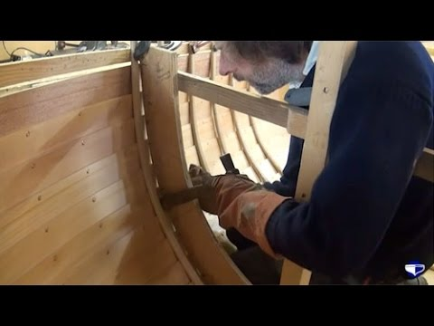 Steaming Frames (small boats) - Part 3