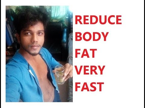 How to Reduce Body Fat Very Fast | Best Drinks to Fat lose | How to Reduce Belly Fat Fast