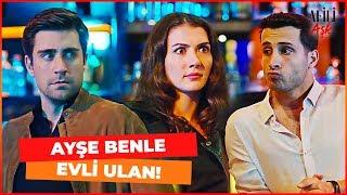 Kerem Barda Ayşe'yi Kıskanıyor - Afili Aşk 18. Bölüm