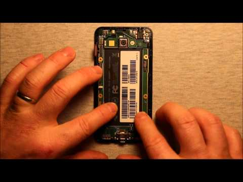 Asus PadFone Headphone Jack Replacement How To Change