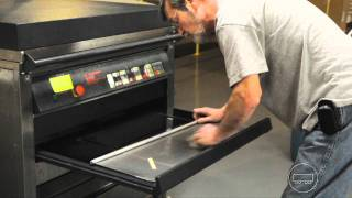 A letterpress print shop: Behind the scenes at Boxcar Press