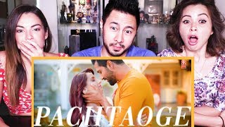 ARIJIT SINGH: PATCHTAOGE | Vicky Kaushal | Nora Fatehi | Music Video Reaction!