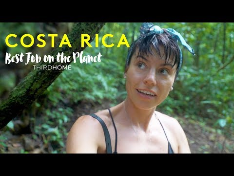 I was so wrong about Costa Rica | Best Job On The Planet (Sorelle Amore)