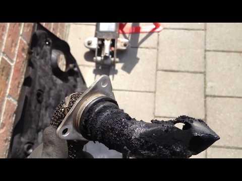 Vauxhall/opel insignia: sensor ERG valve cleaning:):)       (EGR valve  حساس)