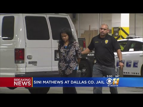 Sherin Mathews' Adoptive Mother Moved To Dallas County Jail
