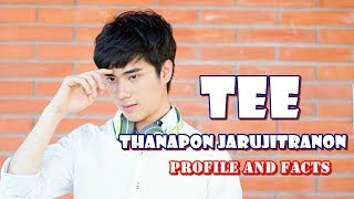 TEE THANAPON (2 Moons The Series' BEAM) Profile and Facts