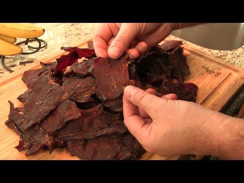 Homemade Beef Jerky on the RecTec RT-680