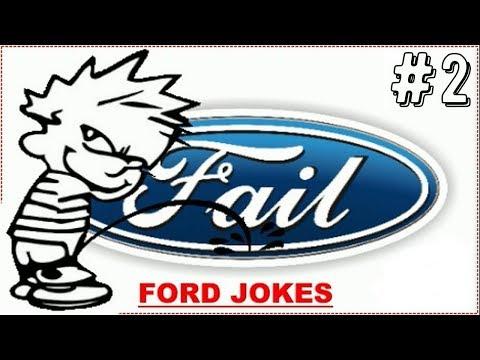 Ford Jokes (Part 2)