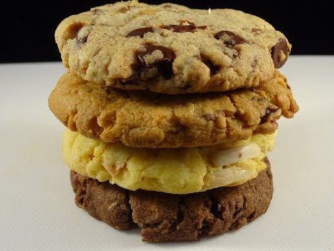 Easy Pancake Pudding Mix Cookies - with yoyomax12